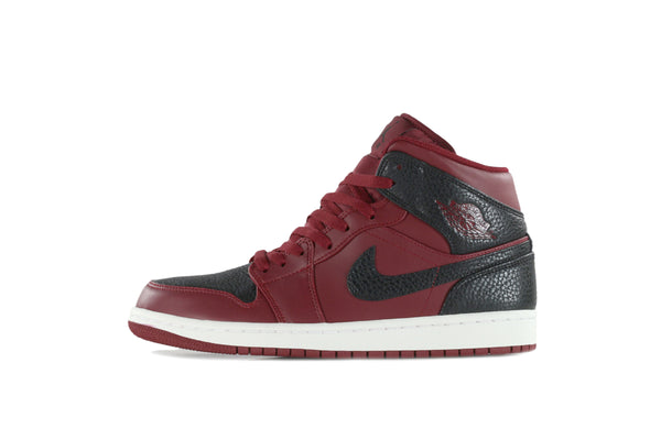 "Nike Air Jordan 1 Mid ""Team Red"""