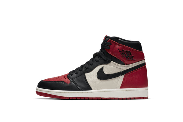 "Nike Air Jordan 1 Retro High OG ""Bred Toe"""