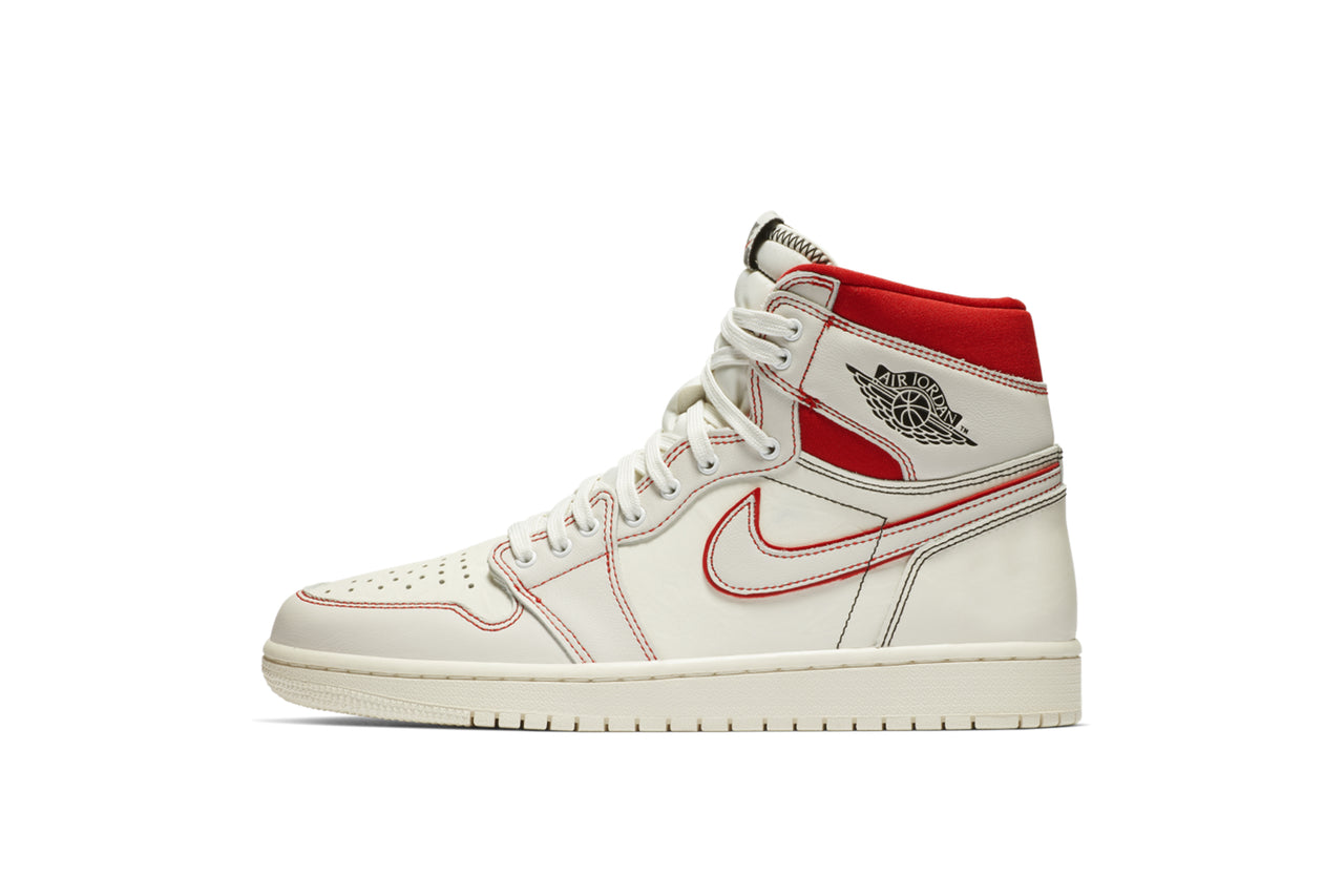 best sneakers cf7ca 43da0 Nike Air Jordan 1 Retro High OG