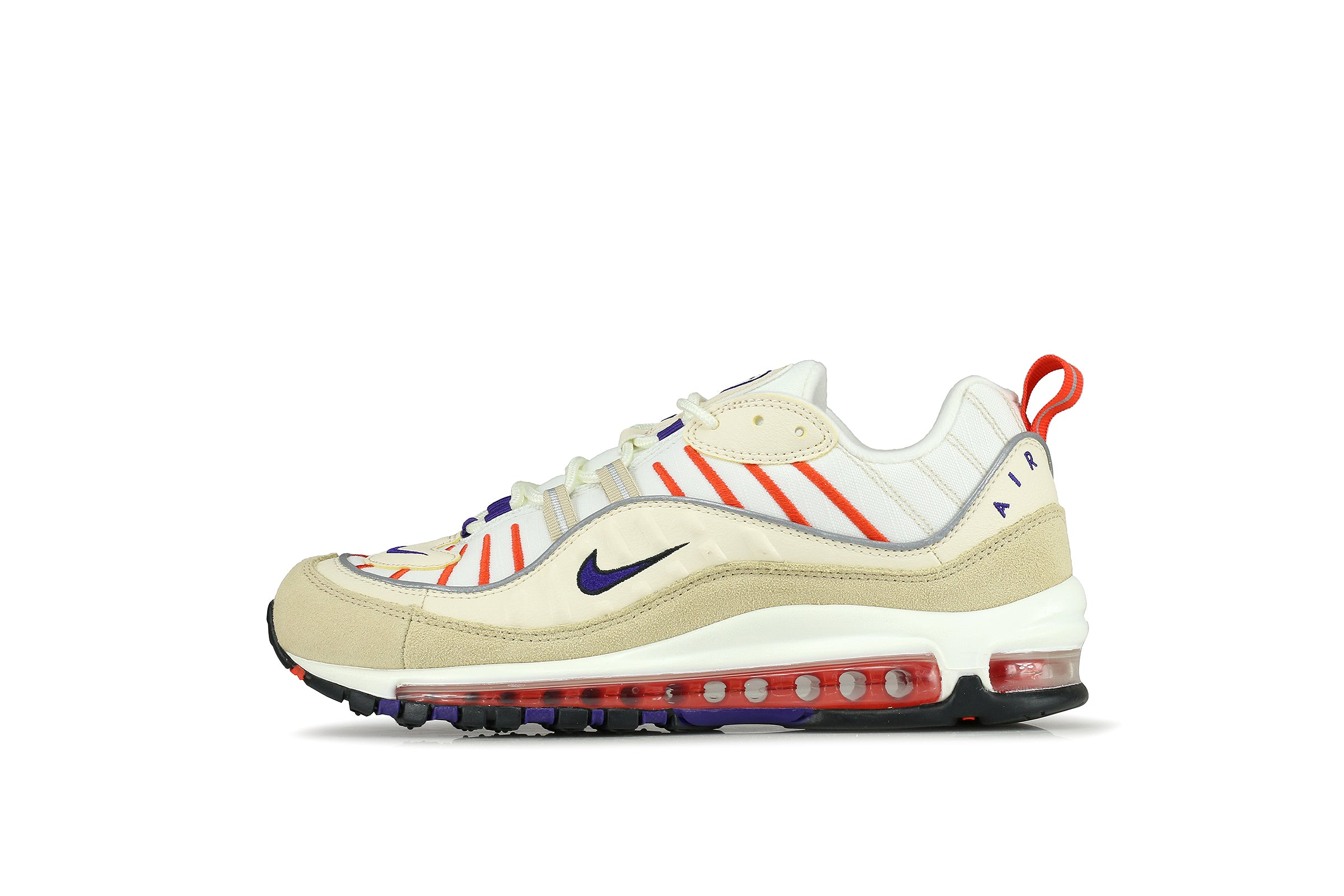 "Nike Air Max 98 ""Sail/Court Purple"""