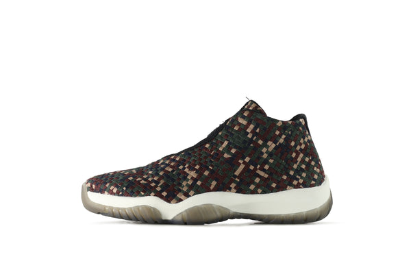 "Nike Air Jordan Future Premium ""Dark Army"""