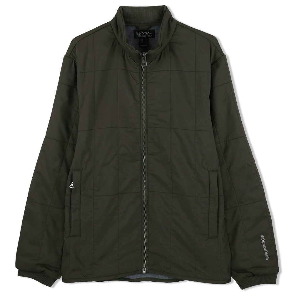 Manastash Flex Fleece Quilted Jacket