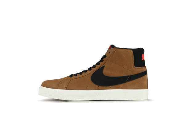"Nike SB Zoom Blazer Mid ""British Tan"""