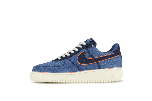 factory price cae04 89f5e Nike Air Force 1  07 Premium 3x1 Denim
