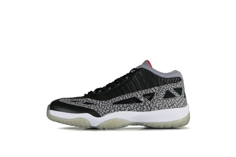 "Nike Air Jordan 11 Retro Low IE ""Black Cement"""
