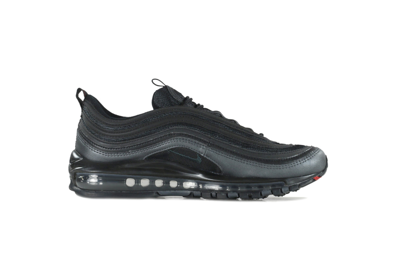 nike w air max 97 black/anthracite-mtlc hematite