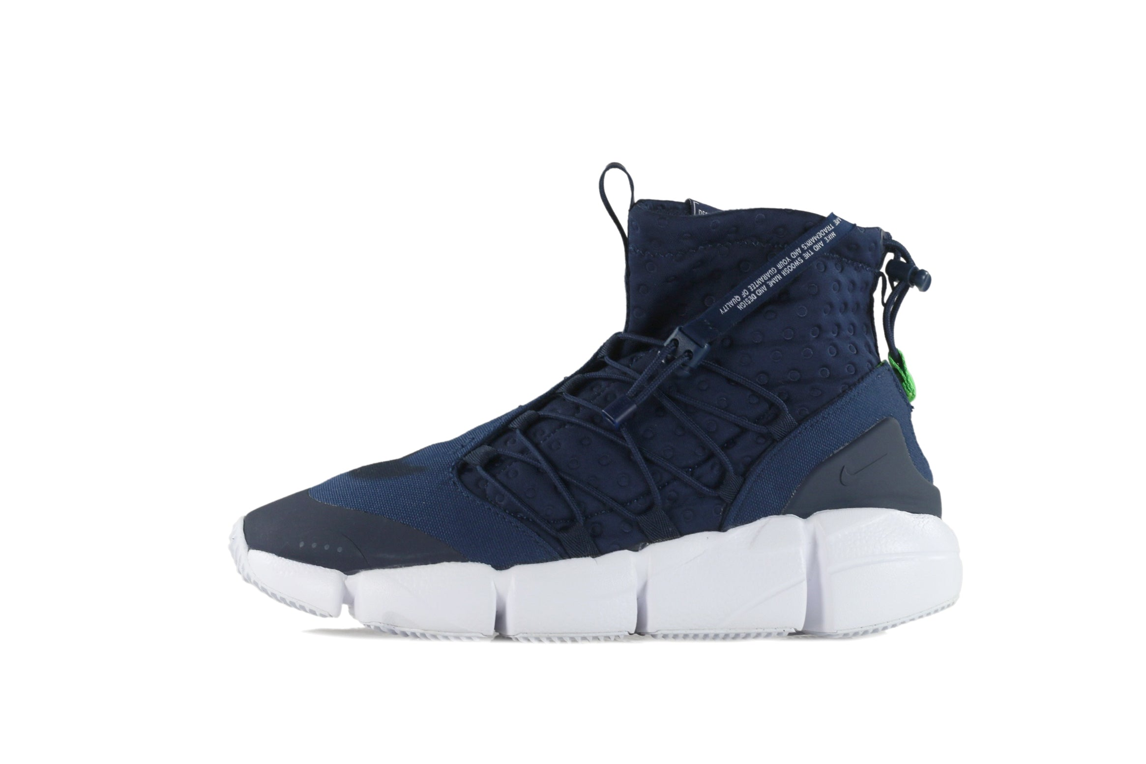 "Nike Lab Air Footscape Mid Utility Premium ""Obsidian"""