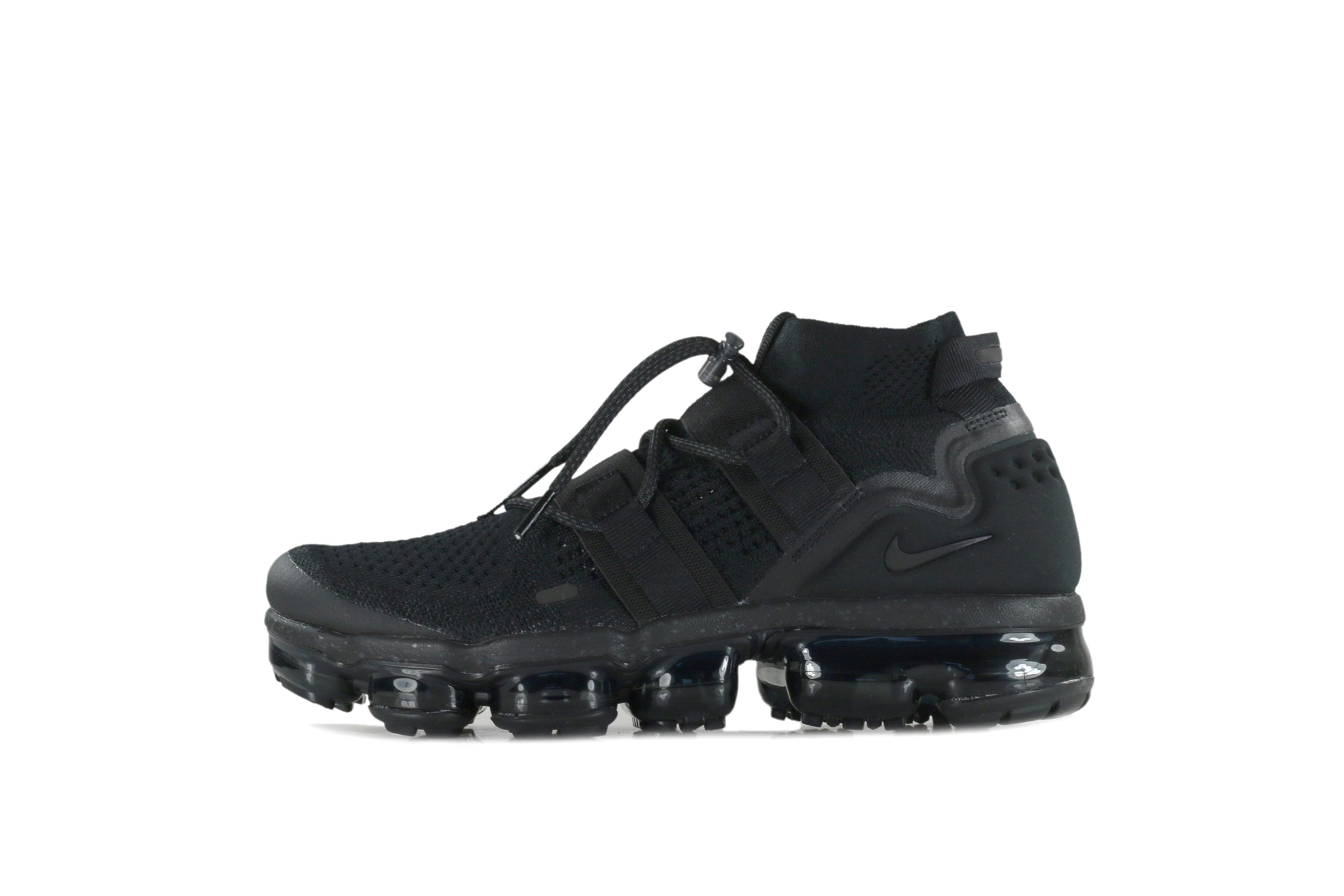 "Nike Lab Air Vapormax Flyknit Utility ""Triple Black"""