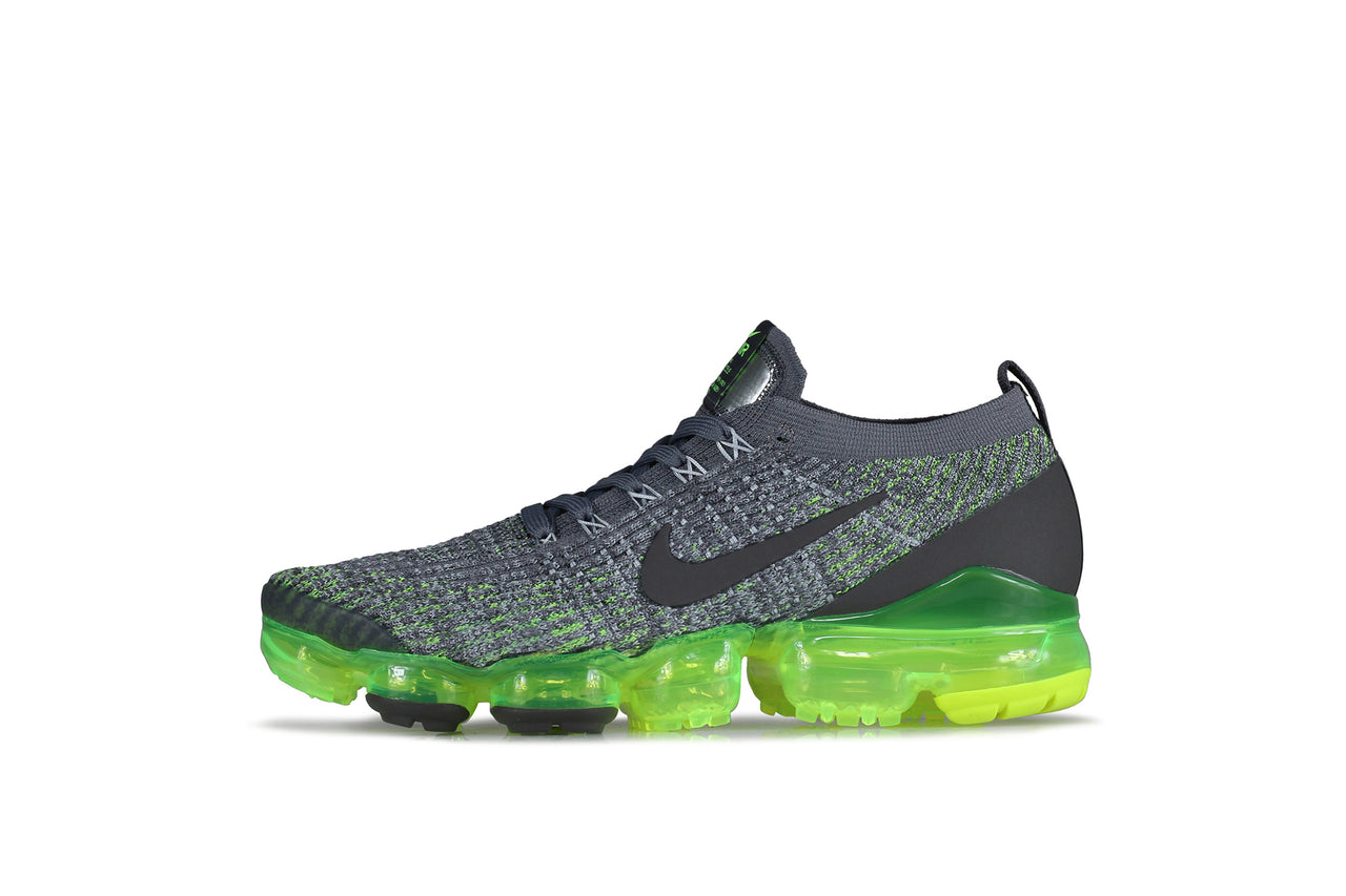 nike vapormax lime green new style