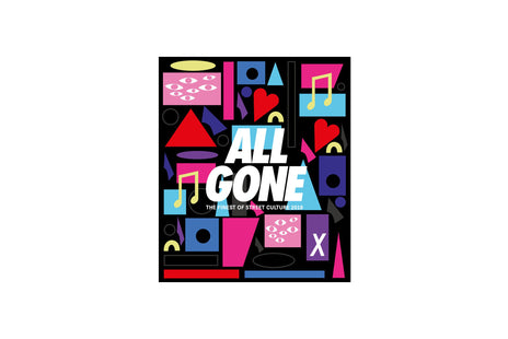 All Gone Book 2019 I Want Your Love