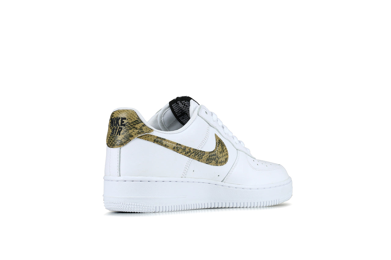 "Nike Air Force 1 Retro Low Premium ""Ivory Snake"" QS"