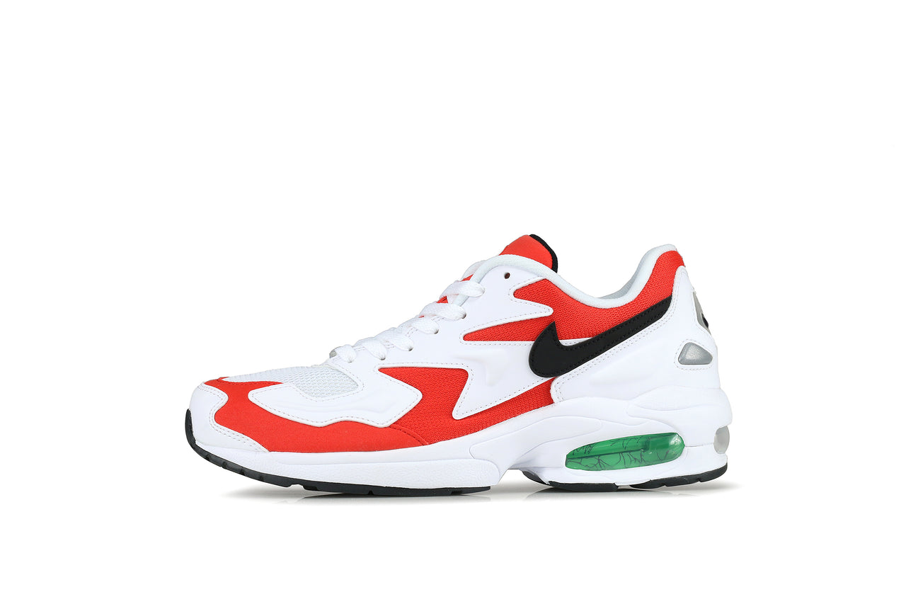 "Nike Air Max2 Light ""Habanero Red"""