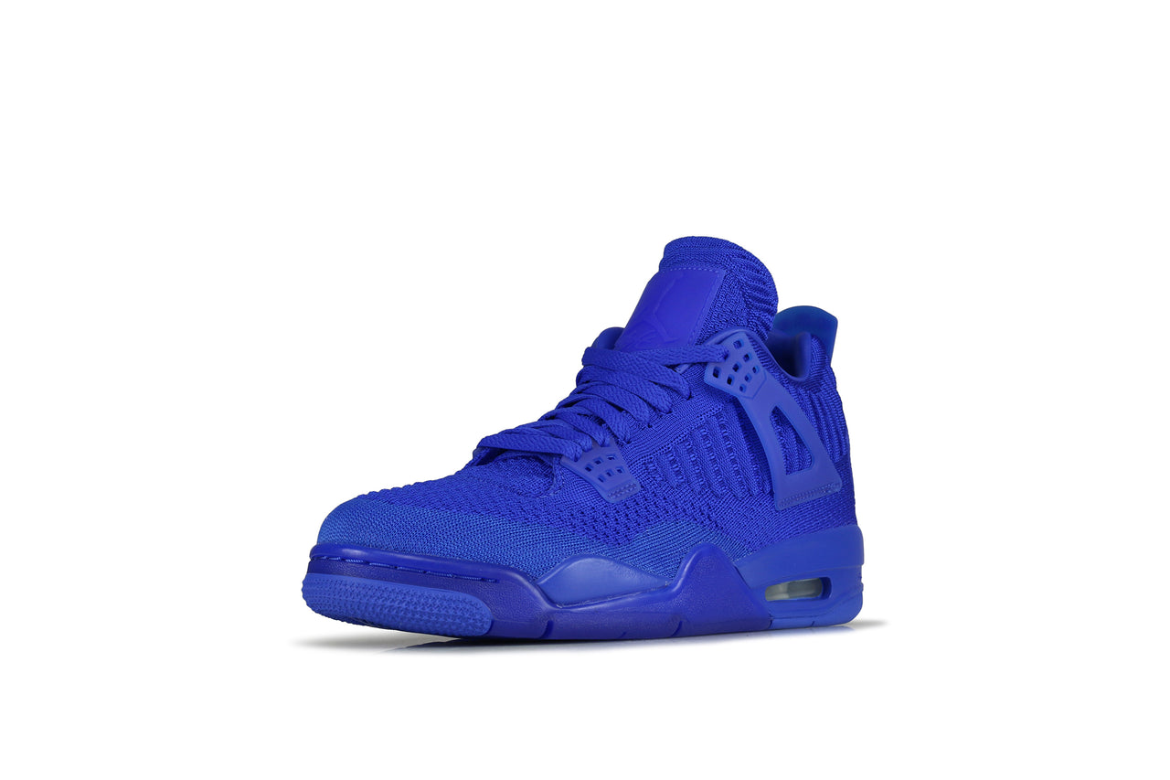 "Nike Air Jordan 4 Retro Flyknit ""Hyper Royal"" NRG"