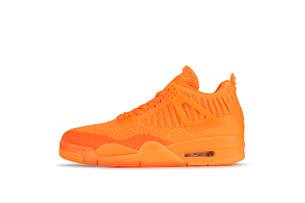 "Nike Air Jordan 4 Retro Flyknit ""Total Orange"" NRG"