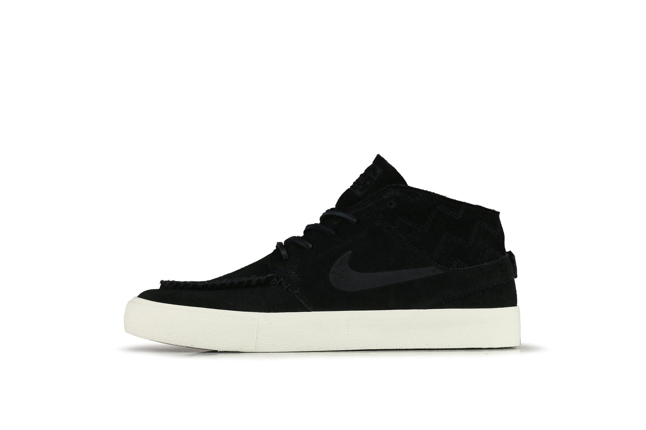 Nike SB Zoom Janoski Mid Crafted Black
