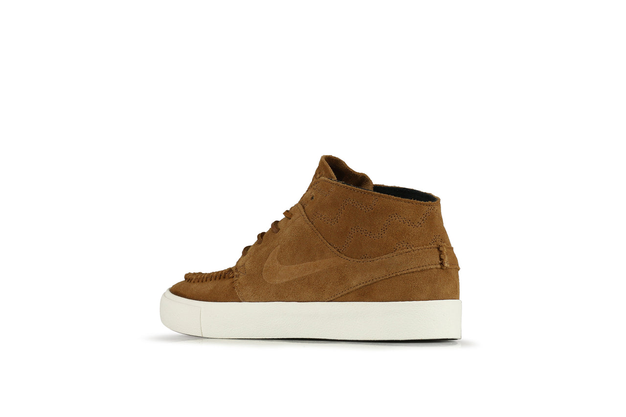 Nike SB Zoom Janoski Mid Crafted British Tan