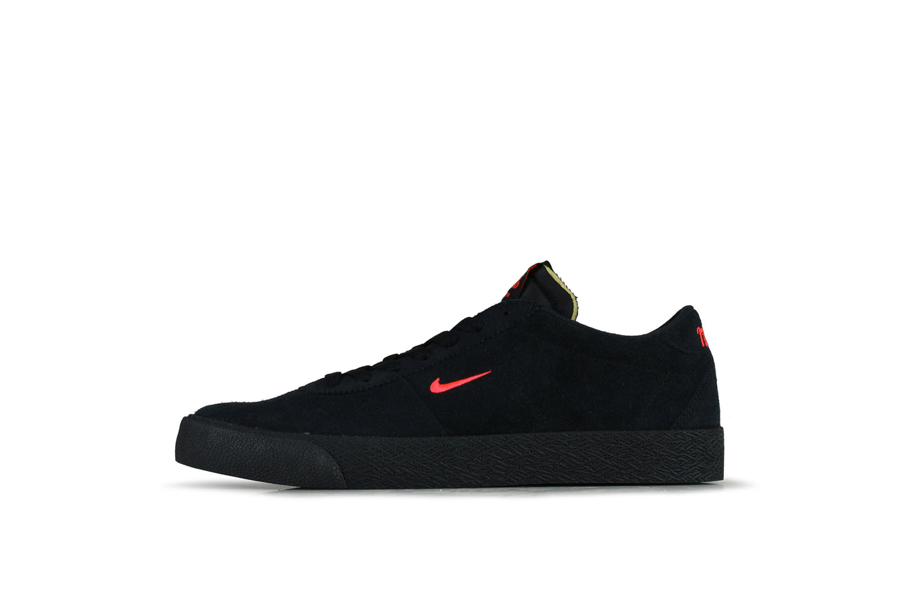 "Nike SB Zoom Bruin ""Black/Bright Crimson"""