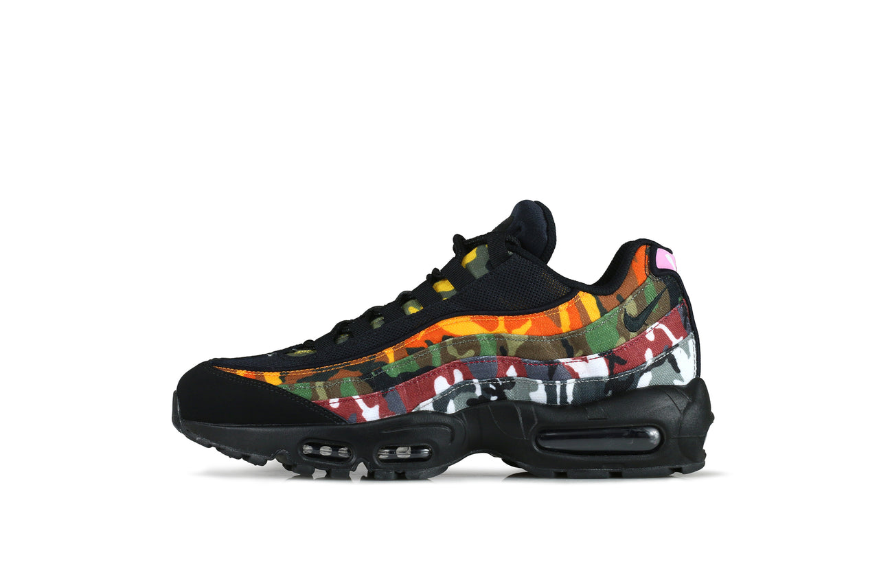 100% authentic ae9fe 61c99 inexpensive nike air max 95 erdl party black multi 20672 33ee6