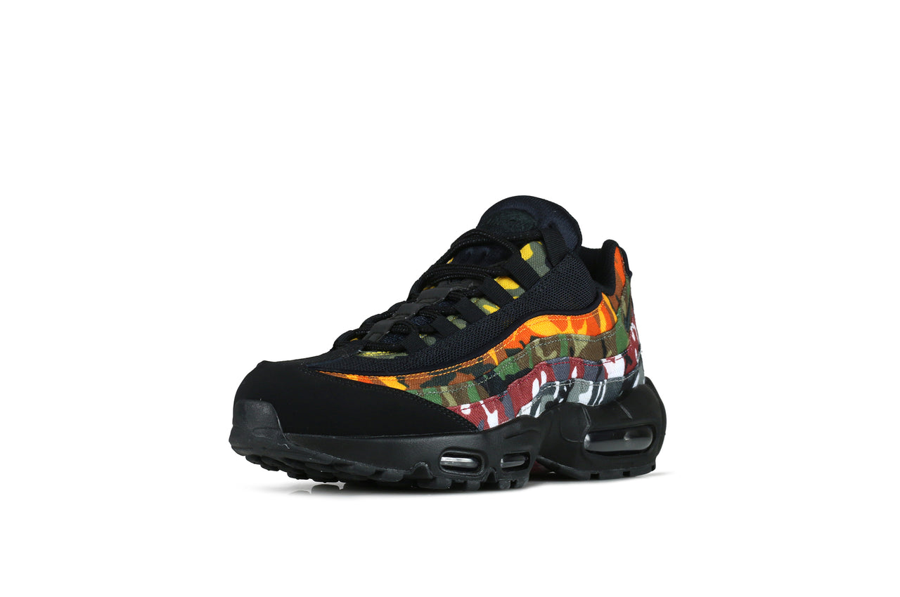 "Nike Air Max 95 Erdl Party ""Black/Multi"""