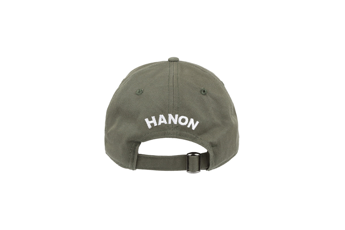 Hanon EMB Flame 5-Panel Adjustable Cap