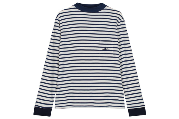 Anglozine Midi Long Sleeve Tee