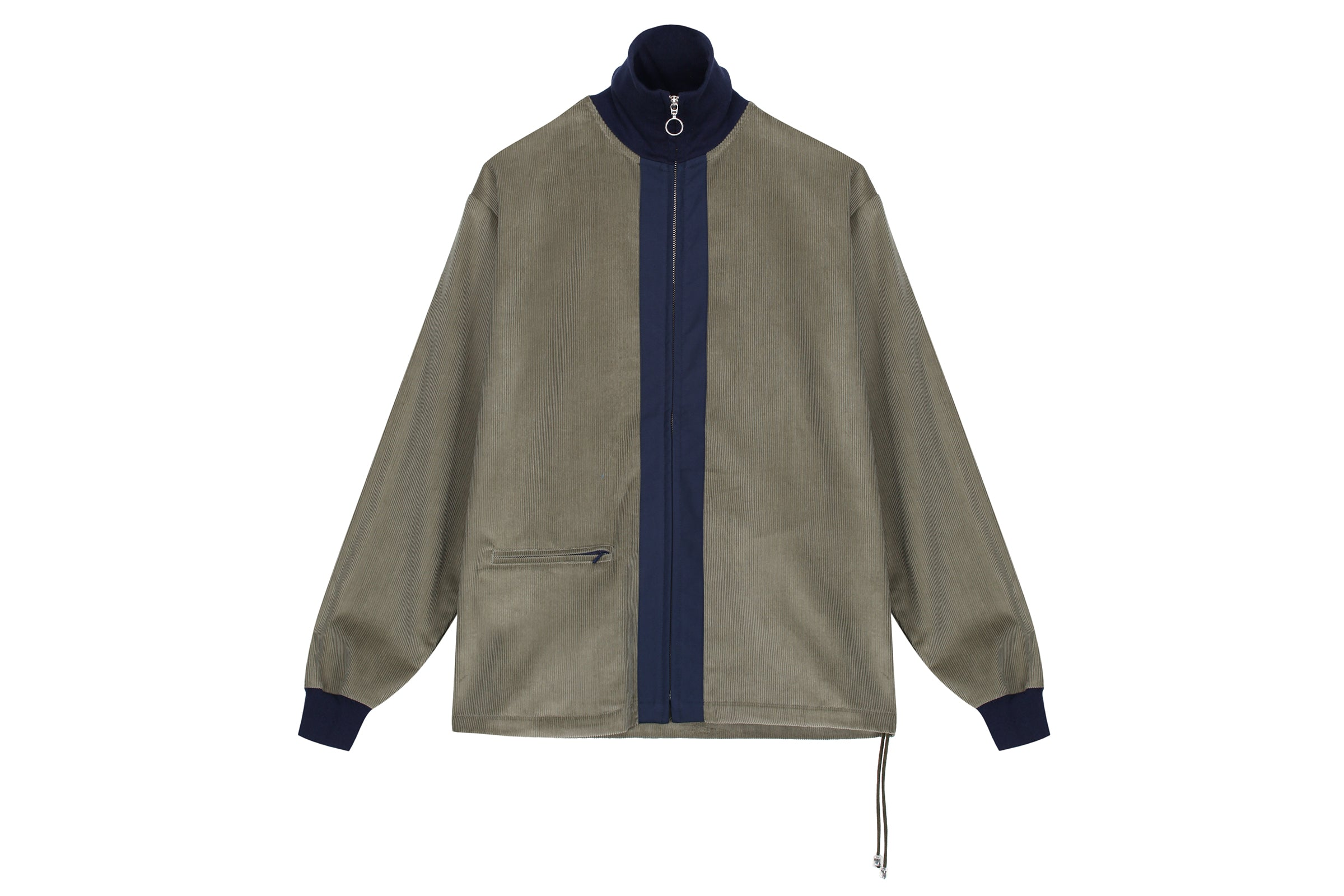 Anglozine Moseley Cord Jacket