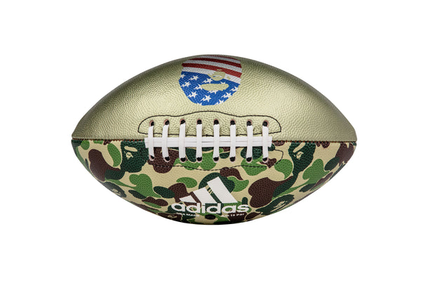 Adidas Rifle Football x Bathing Ape