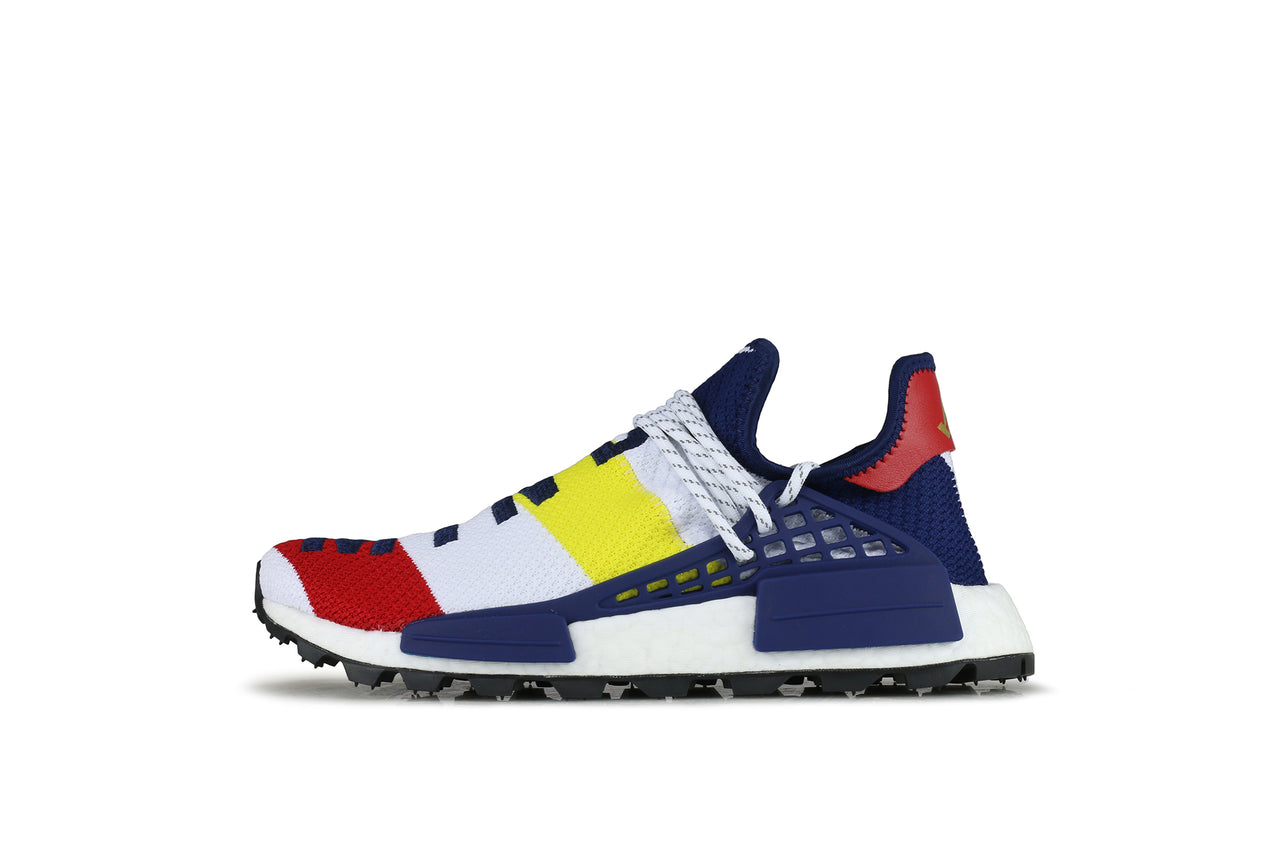 adidas x billionaire boys club x pharrell williams hu nmd