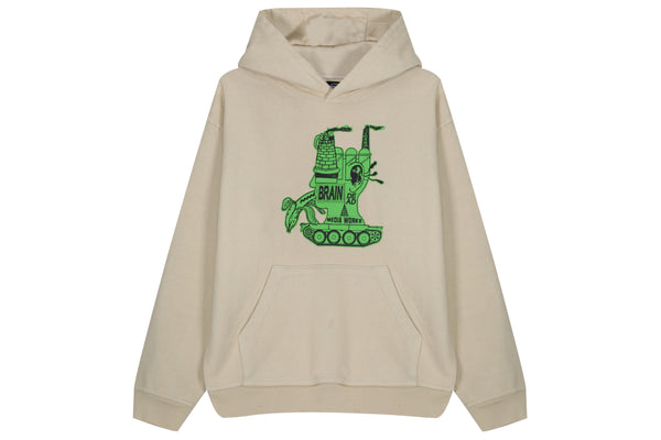 Braindead Media Works Hoodie