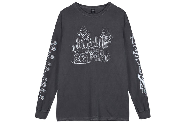 Braindead Leon's Girls LS Tee
