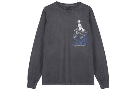 Braindead Small Animals LS Tee