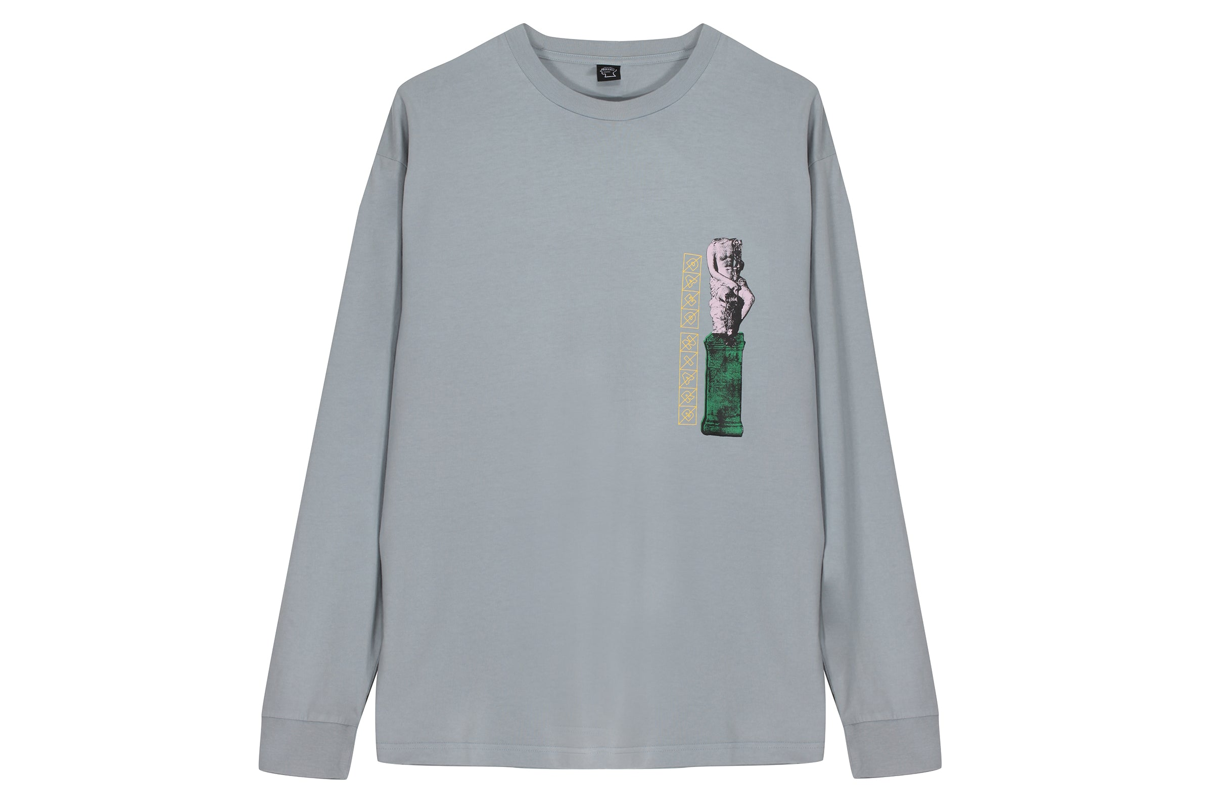 Braindead Off World Research LS Tee