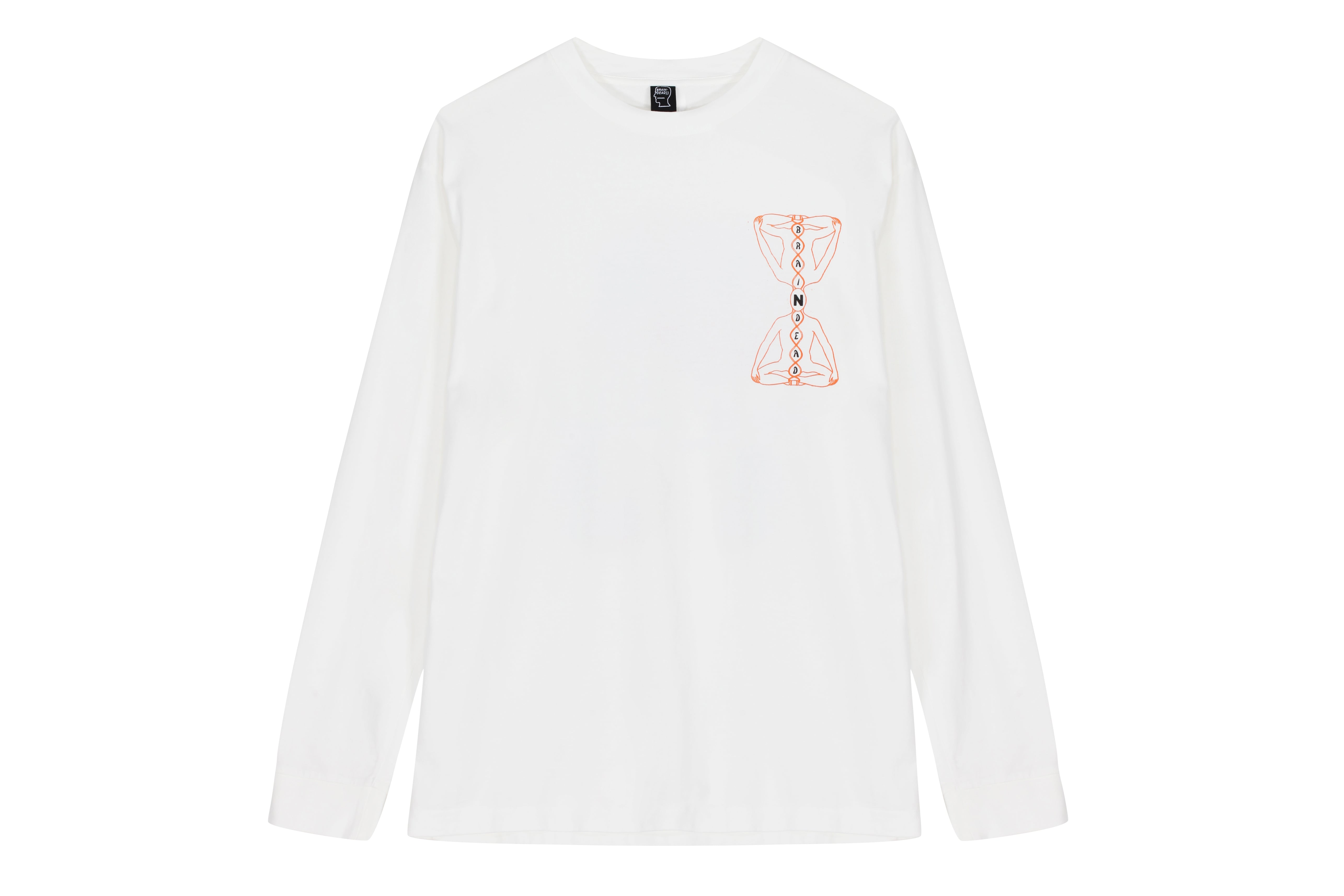 Braindead Human Dimension LS Tee