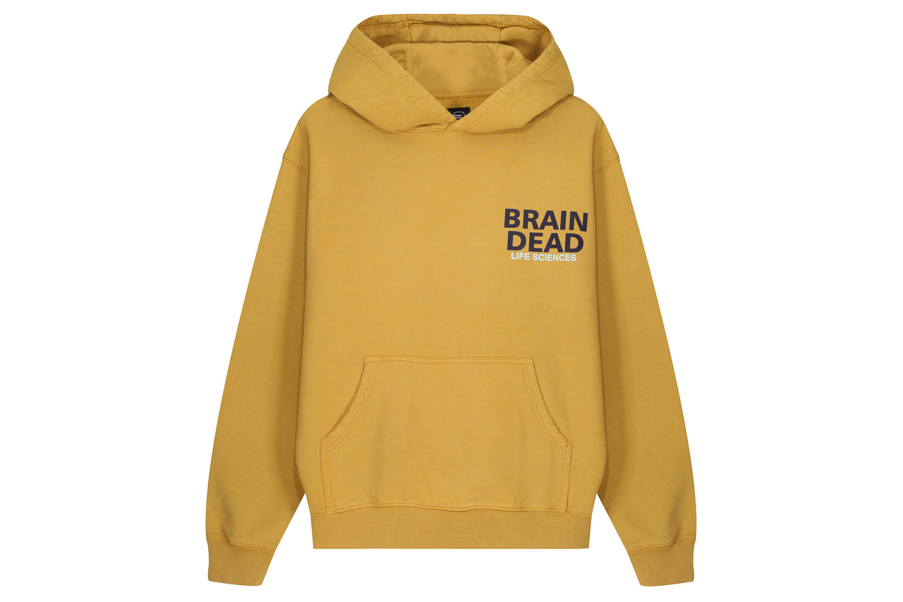 Braindead Break Through LS Hooded Sweatshirt