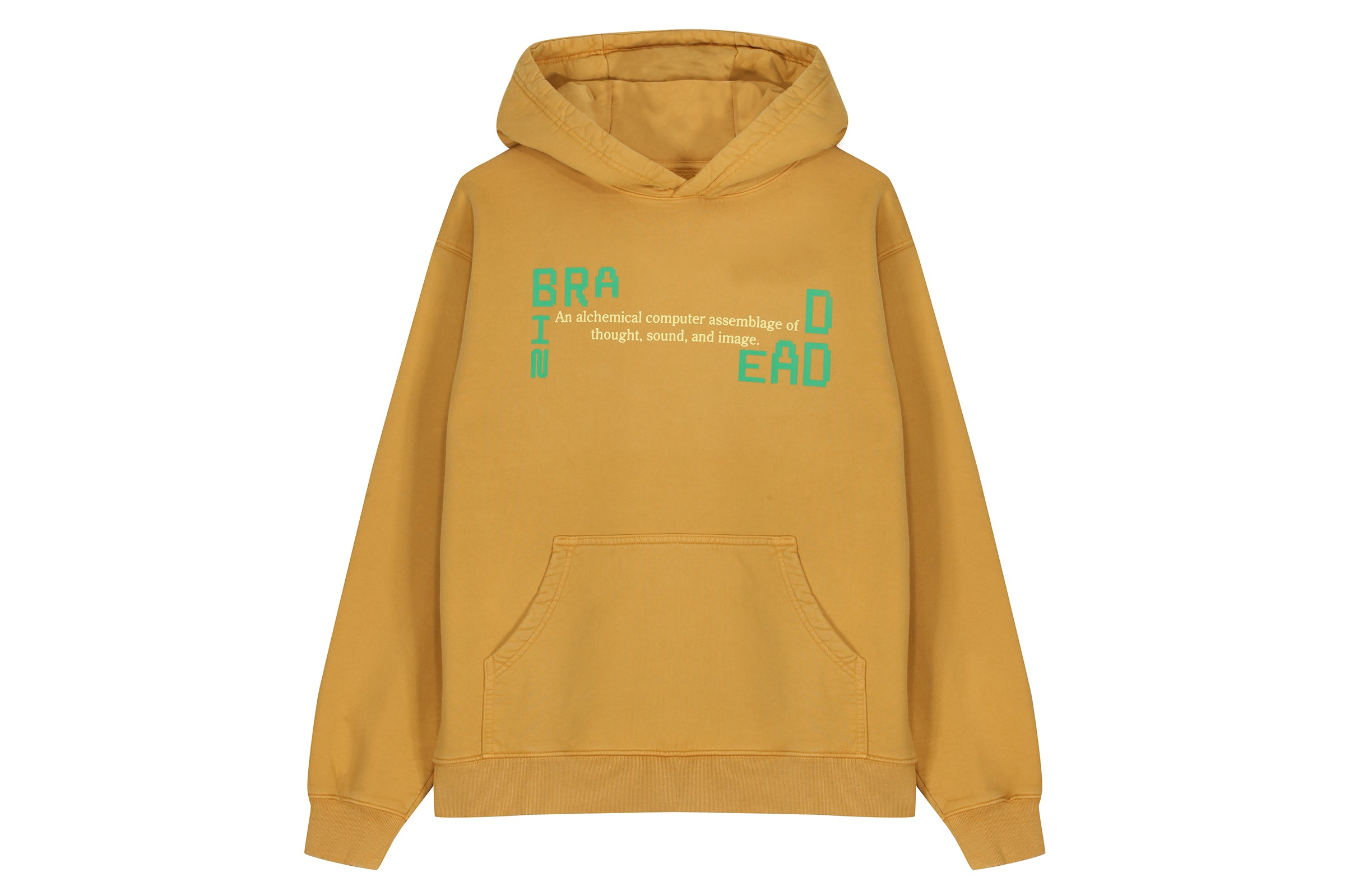 Braindead Life Cycle Hooded Sweatshirt