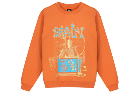Braindead Fish Tank LS Sweatshirt