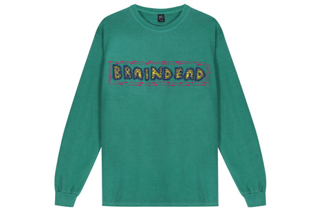 Braindead One Who Shouts LS Tee