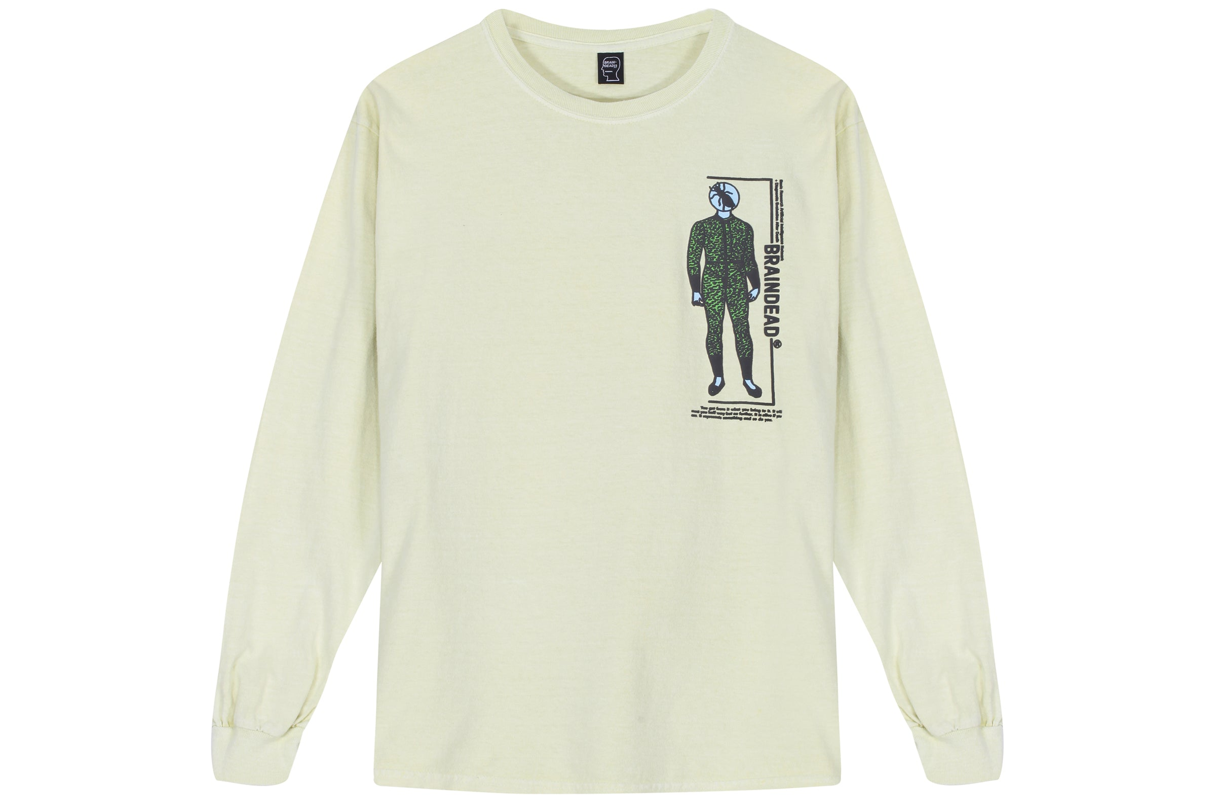 Braindead Evaluate LS Tee