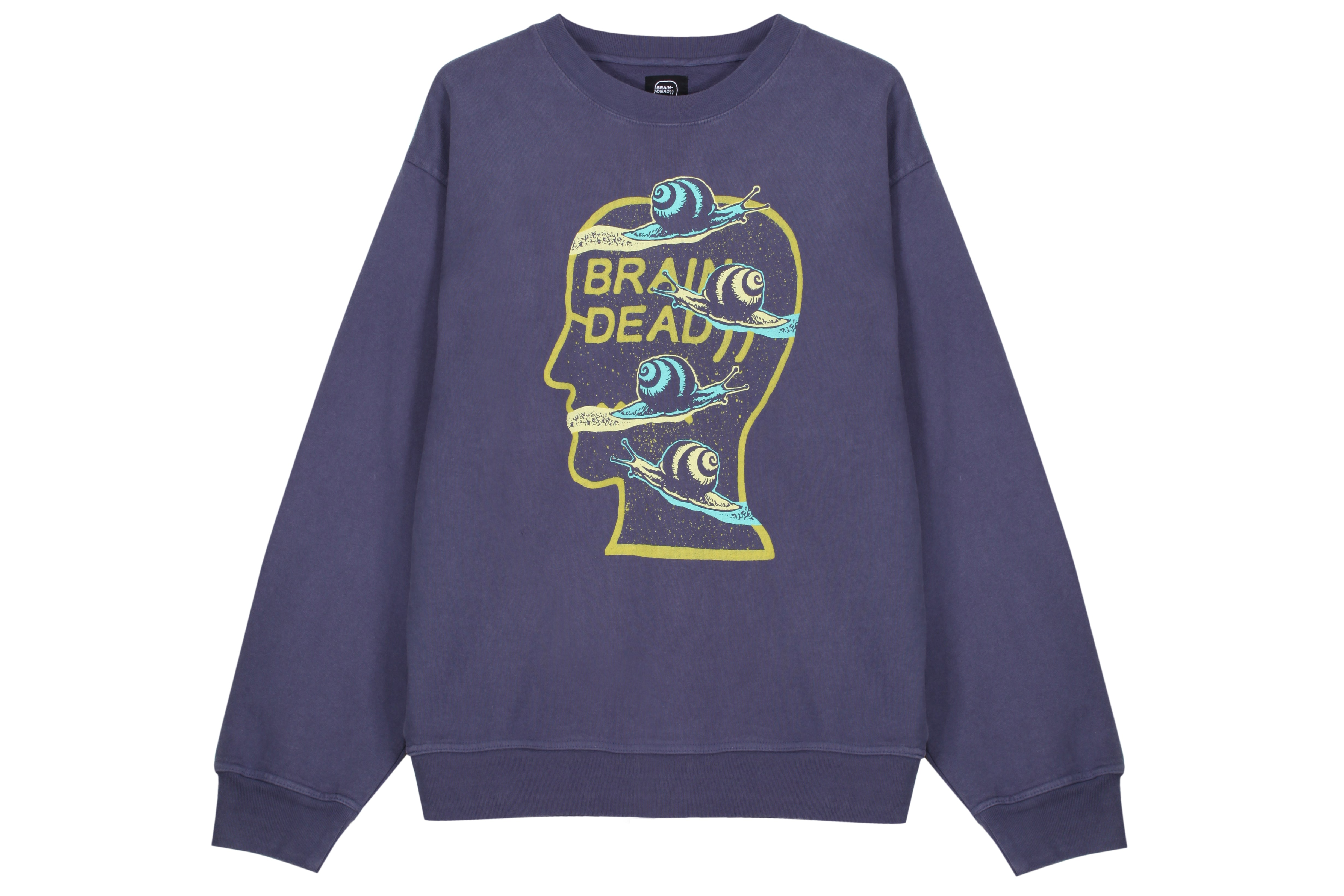 Braindead Snail Trail Crewneck