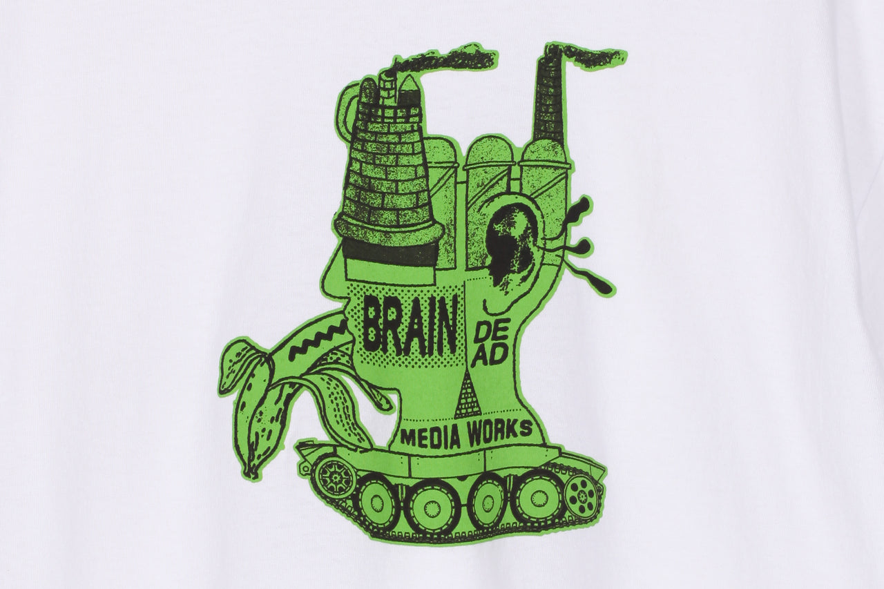 Braindead Media Works SS Tee