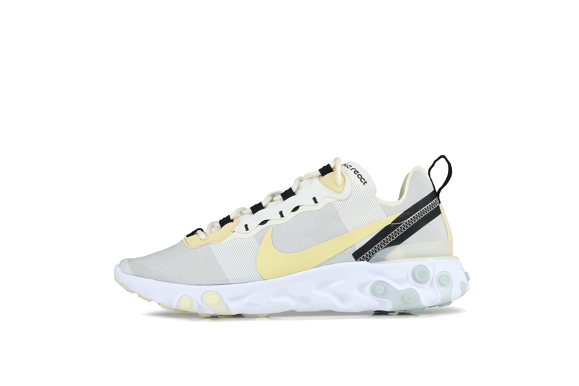 "Nike React Element 55 ""Pale Vanilla"""