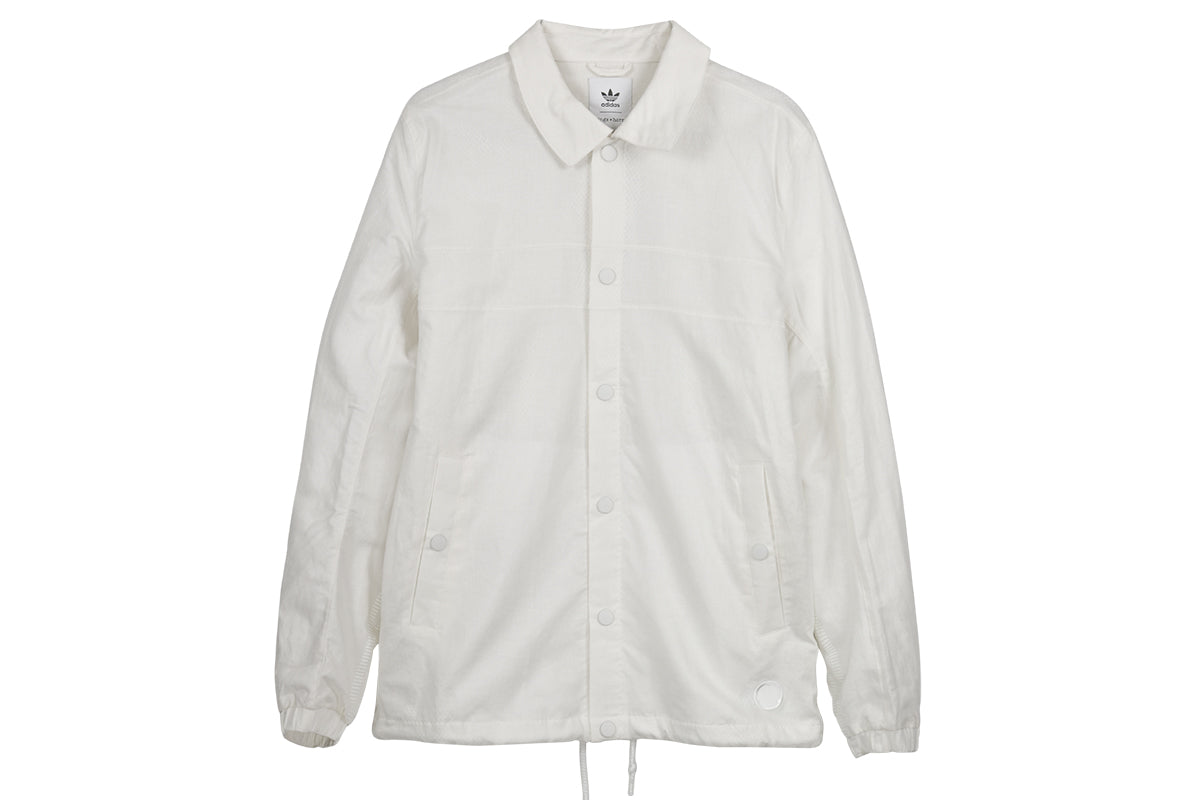 Adidas Linen Coach Jacket x Wings & Horns