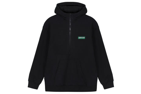 Braindead Half Zip Sweatshirt