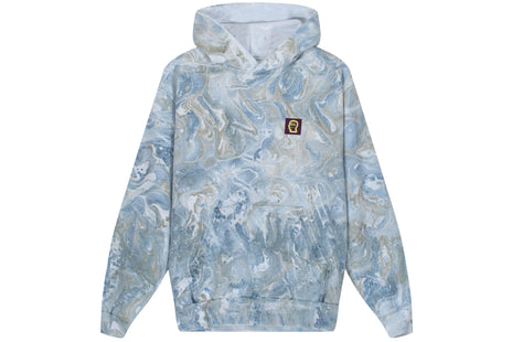 Braindead Splatter Dye Hooded Sweatshirt