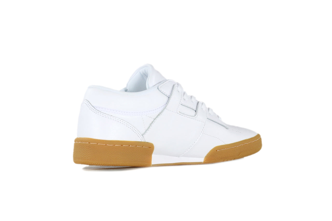 "Reebok Club Workout ""White/Gum"""