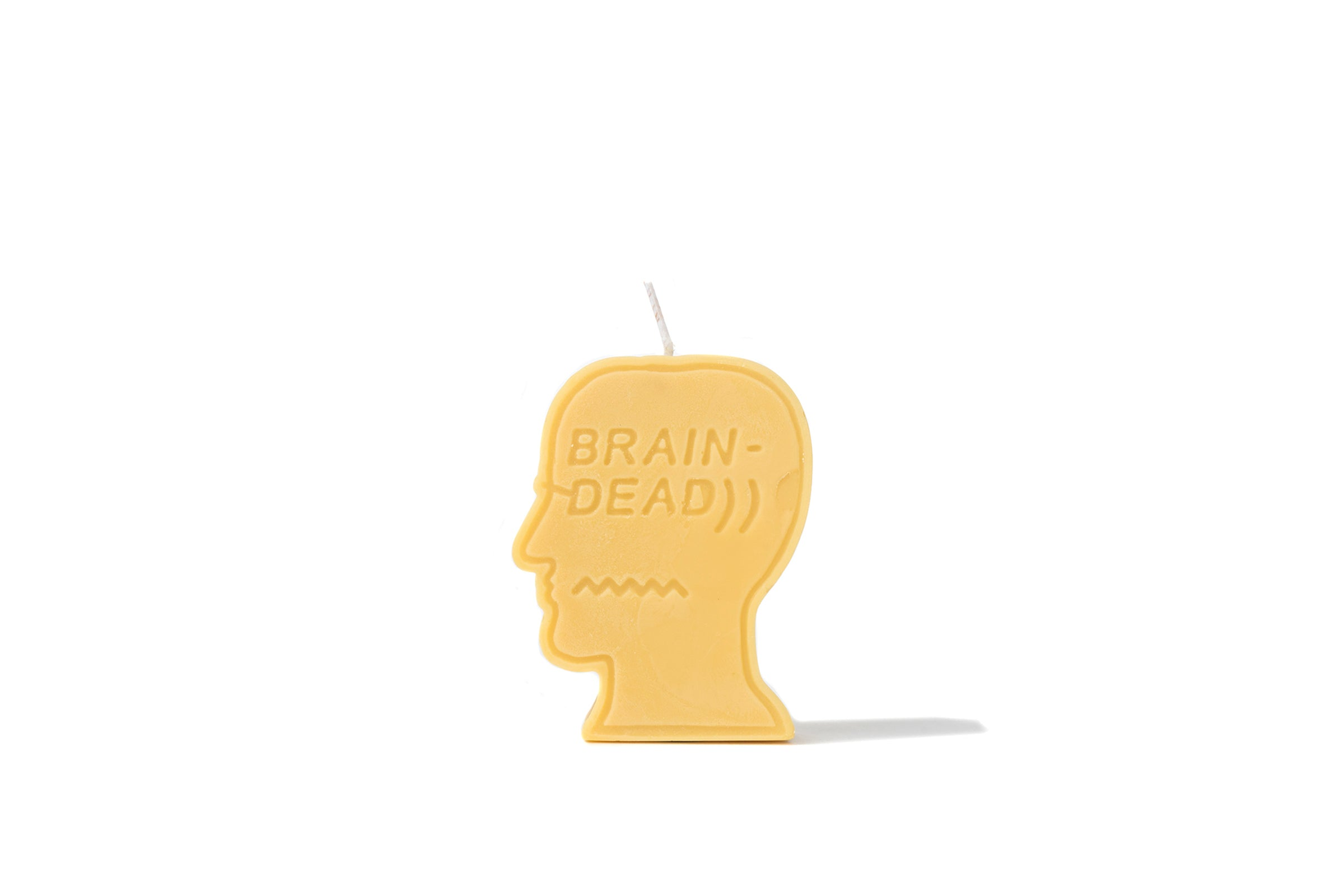 Brainded Logo Candle
