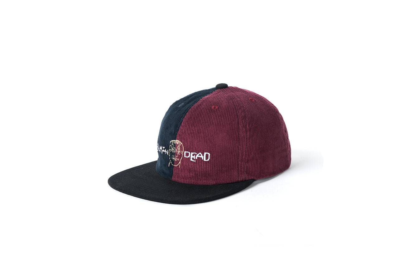 Braindead Colorblocked Strap Back