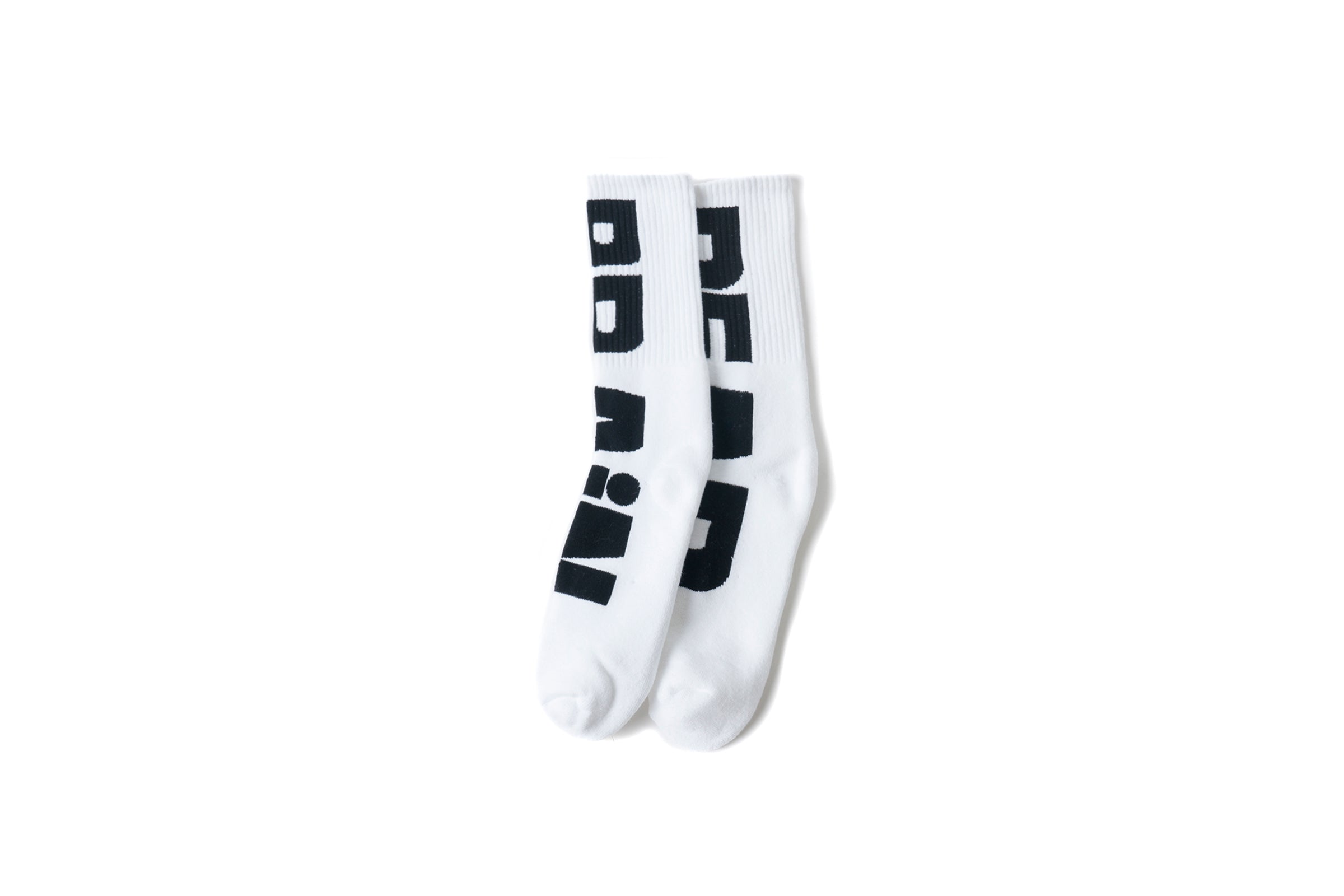 Braindead Vertical Type Sock