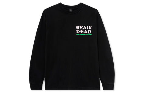 Braindead Sinking Feeling LS Tee