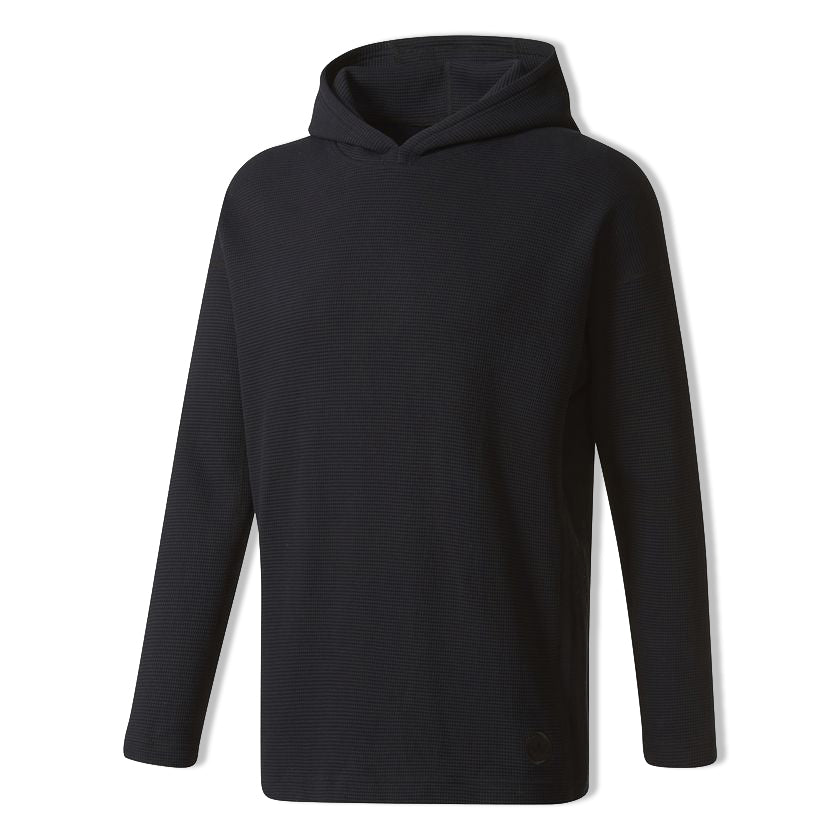 Adidas Double Waffle Knit PO Hoody x Wings & Horns
